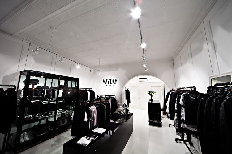liteco build good aisle space in retail fitouts